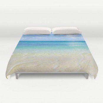 Hawaii Ocean Duvet Cover