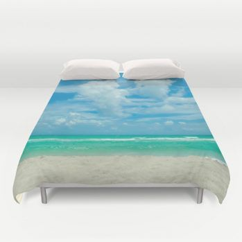 Miami beach duvet cover #miami #beach #duvet #cover