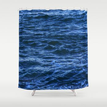 darkblueseashowercurtain
