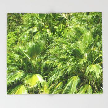 coconut-palm-tree-on-the-sandy-poipu-beach-in-hawaii-kauai-zgf-throw-blankets-17