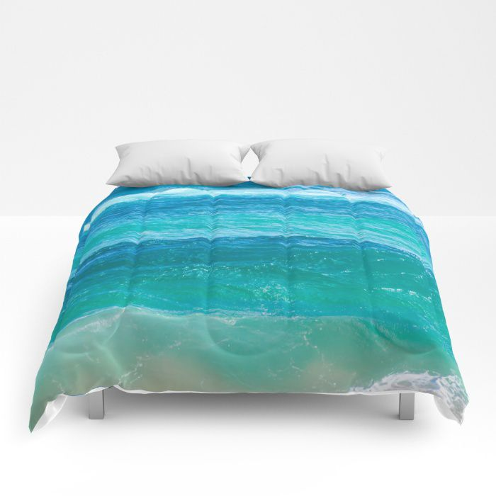 Luxury Coastal Bedding Photograph Of Bed Idea