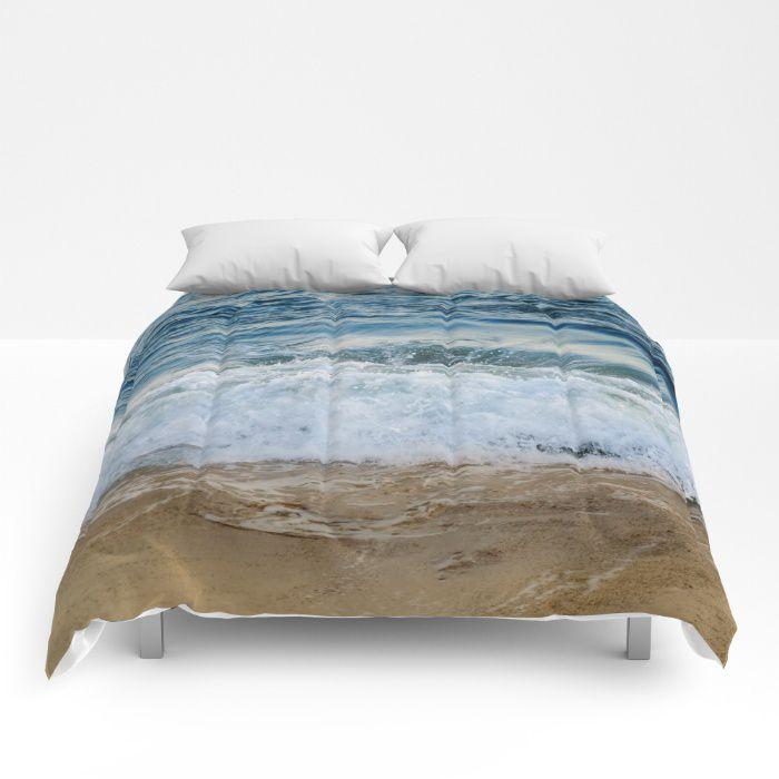 Sea Comforter Ocean Coastal Style Full King Queen Sizes