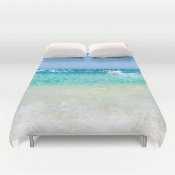 abstract ocean-duvet-covers