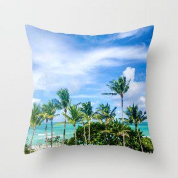 coconut-palm-tree-on-the-sandy-poipu-beach-in-hawaii-kauai-pillows