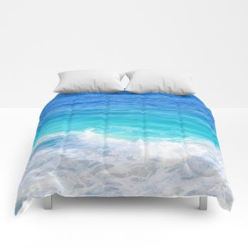 ocean comforter 37 by beachlovedecor