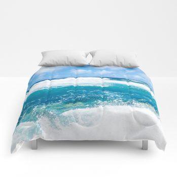 ocean comforter 38 by beachlovedecor