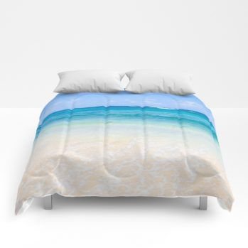 ocean comforter 39 by beachlovedecor