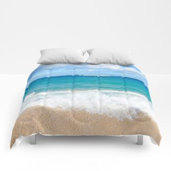 ocean comforter 41 by beachlovedecor