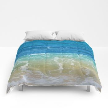 ocean comforter 48 by beachlovedecor