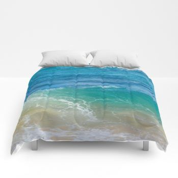 ocean comforter 49 by beachlovedecor
