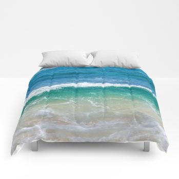 ocean comforter 50 by beachlovedecor