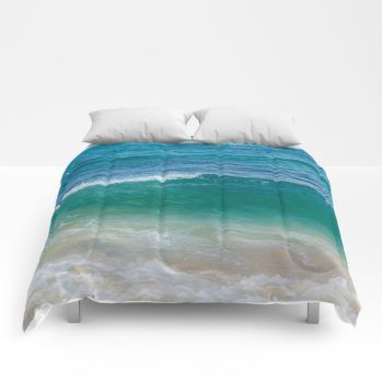 ocean comforter 51 by beachlovedecor
