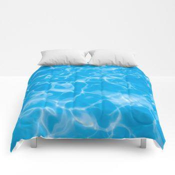 ocean comforter 57 by beachlovedecor