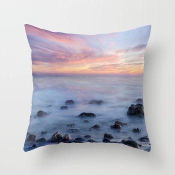 ocean-sunset-throw-pillow