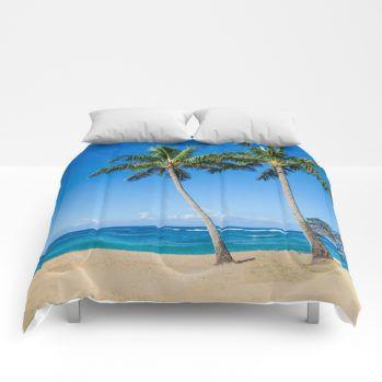 palms comforter 16 by beachlovedecor
