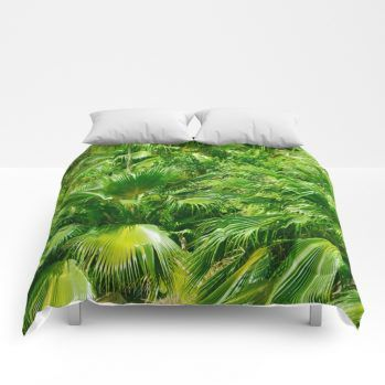 palms comforter 4 by beachlovedecor