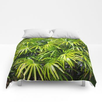 palms comforter 6 by beachlovedecor