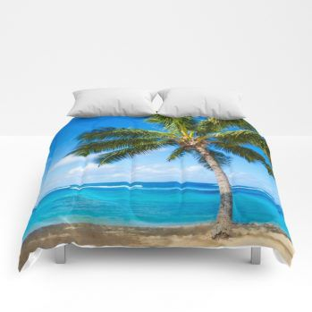 palms comforter 8 by beachlovedecor