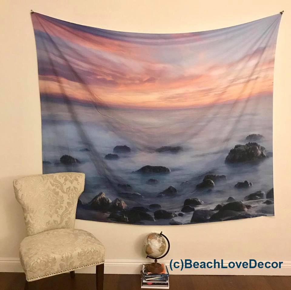 oceansunsetwalltapestry13