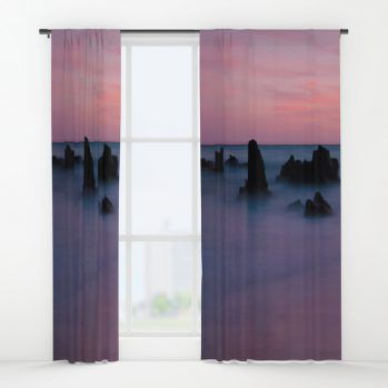 seasunsetcurtain