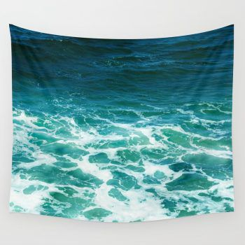 turquoise ocean surf shower shams1 tap