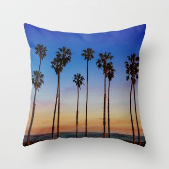palmsunsetpillowcover2