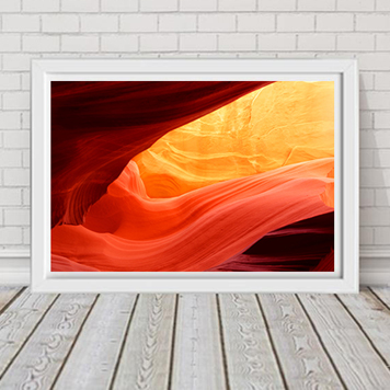 CANYONS PRINT AND CANVAS