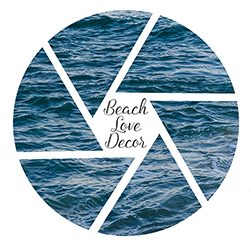 Beachlovedecor.com – Beach Themed Home Decor